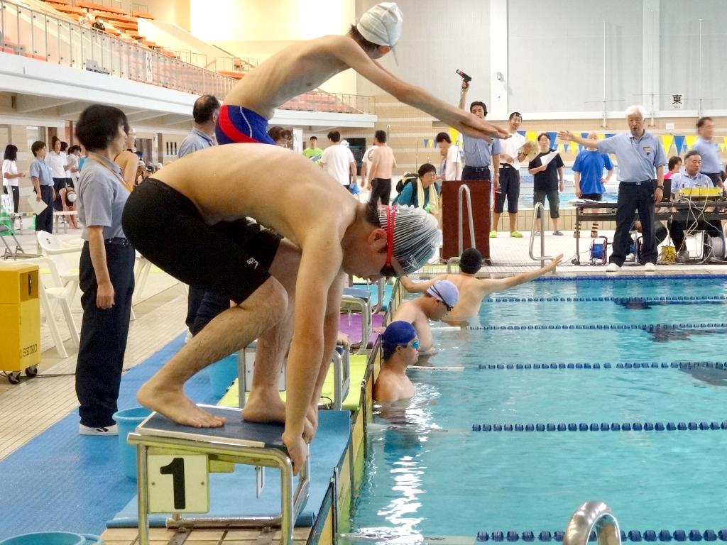 第27回北海道障がい者水泳大会を開催しました!